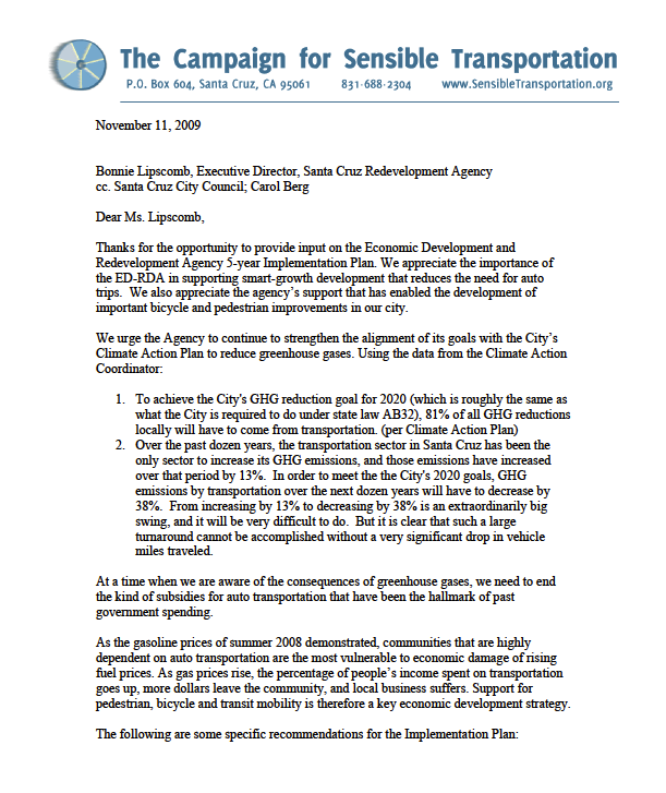 CFST-Letter to RDA11nov09screenshot